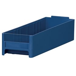 19-Series Cabinet Drawer 3-3/16 x 2-1/16 x 10-9/16, Blue