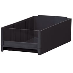 19-Series Cabinet Drawer 5-3/16 x 3-1/16 x 10-9/16, Black