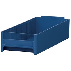 19-Series Cabinet Drawer 4 x 2-1/16 x 10-9/16, Blue