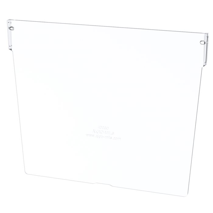 Clear Divider for ShelfMax 6