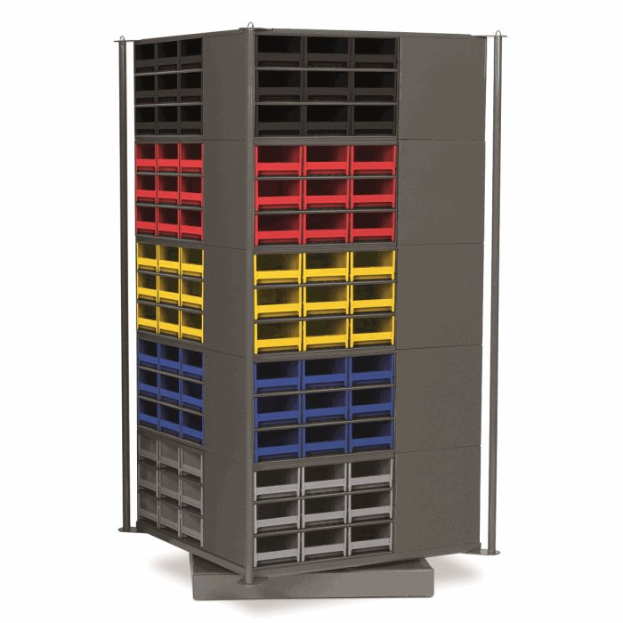 Storage-Go-Round for Steel Storage Cabinets 98325