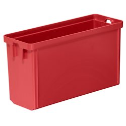 Multi-Load Tote 1/4 Cup, Red (38004RED)