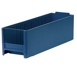 19-Series Cabinet Drawer 3-3/16 x 3-1/16 x 10-9/16, Blue