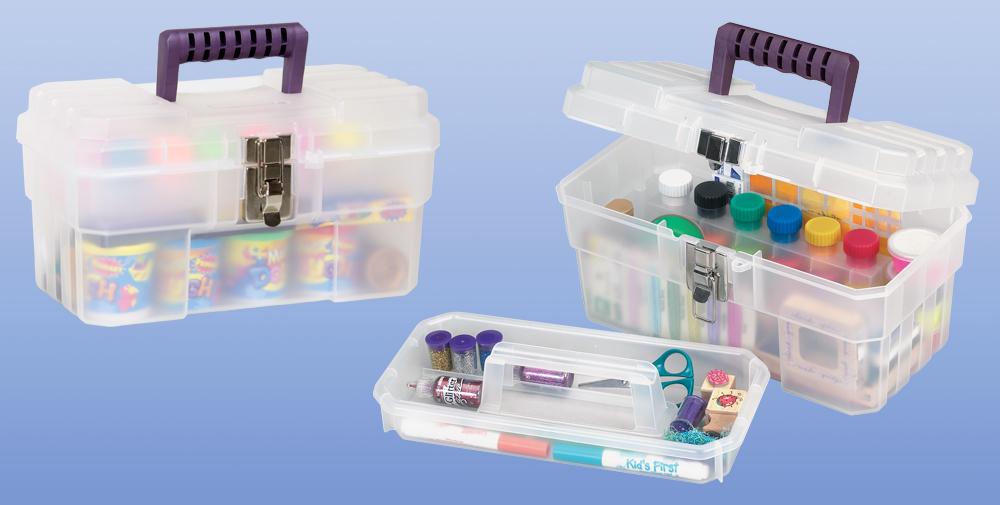 6 Great Storage Ideas To Organize Craft Supplies Akro Mils Blog
