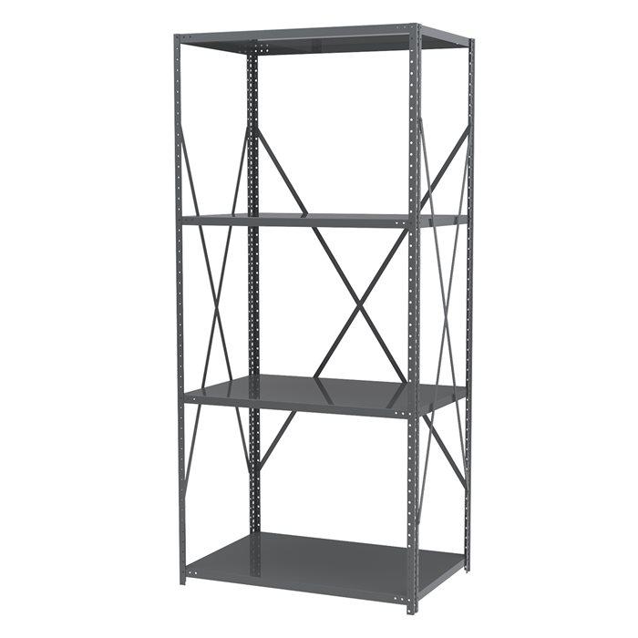 Stackable Storage Bin Racks | Pick Rack Systems | Wire Shelving