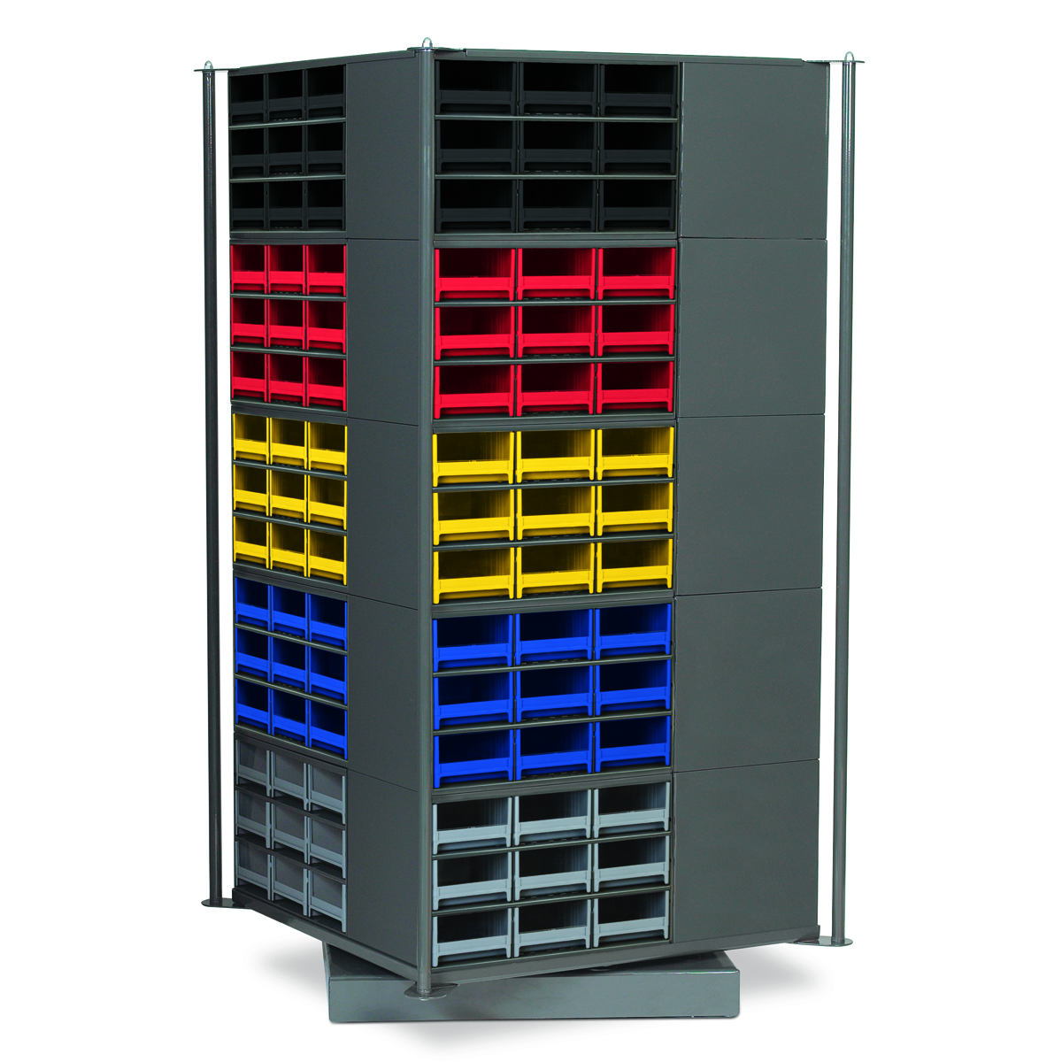 Storage Go Round For Steel Storage Cabinets 98325