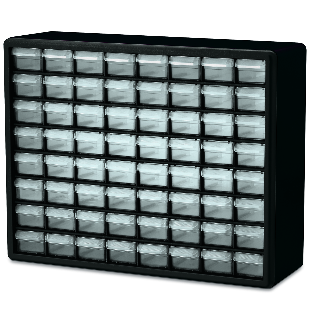 64 Drawer Plastic Storage Cabinet 10164