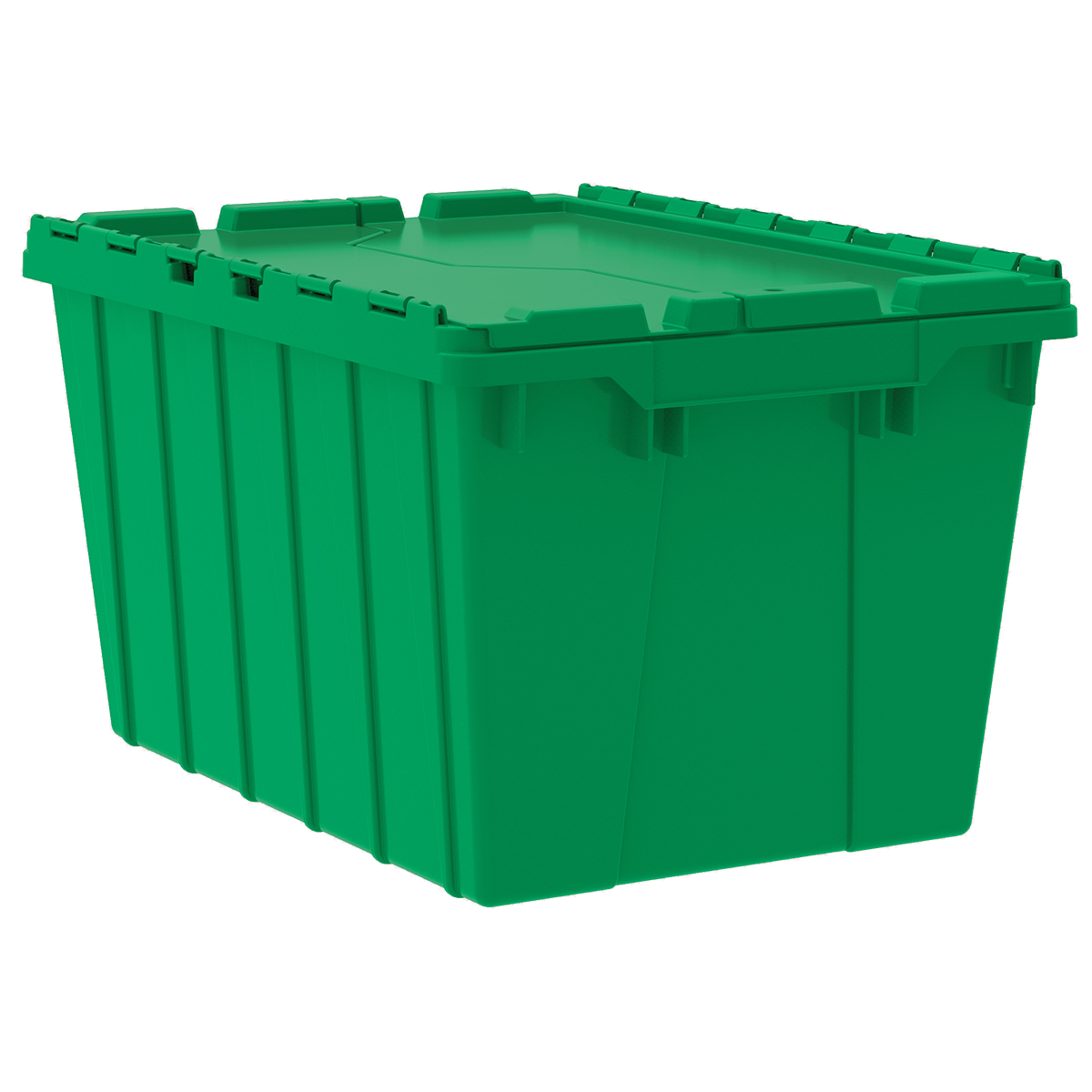 Akro Mils Plastic Storage And Distribution Container Tote