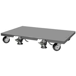 Louvered Rack Dolly, Gray (30661DOLLYGY)